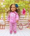 "Free shipping!!! hot 2016 new style Popular 18 inches"" American girl doll clothes/dress 2004"