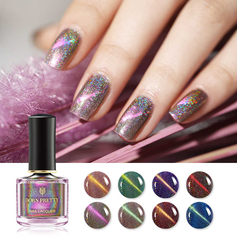 Detail Feedback Questions About Born Pretty Holographic Nail Polish