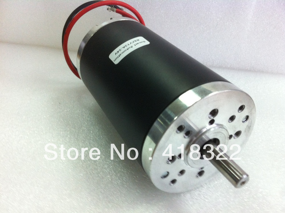 5pcs 63zyt02a 24v high torque brushed dc motor 24v