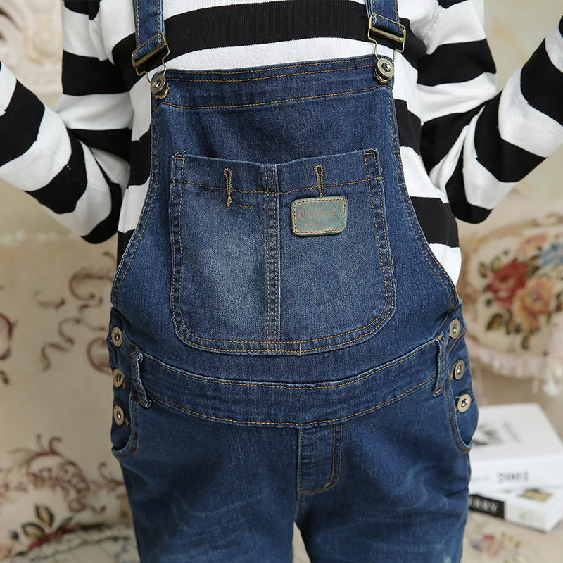 0798576898d14 Denim Jeans Maternity Suspender Trousers Pant for Pregnant Women Clothes  Plus Size Prop Belly Legging Pregnancy Clothing Overall-in Pants & Capris  from ...
