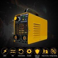 EU Plug 220V 15 180A Handheld Inverter Mini Electric ARC Welding Welder Machine Tool Mini Welder