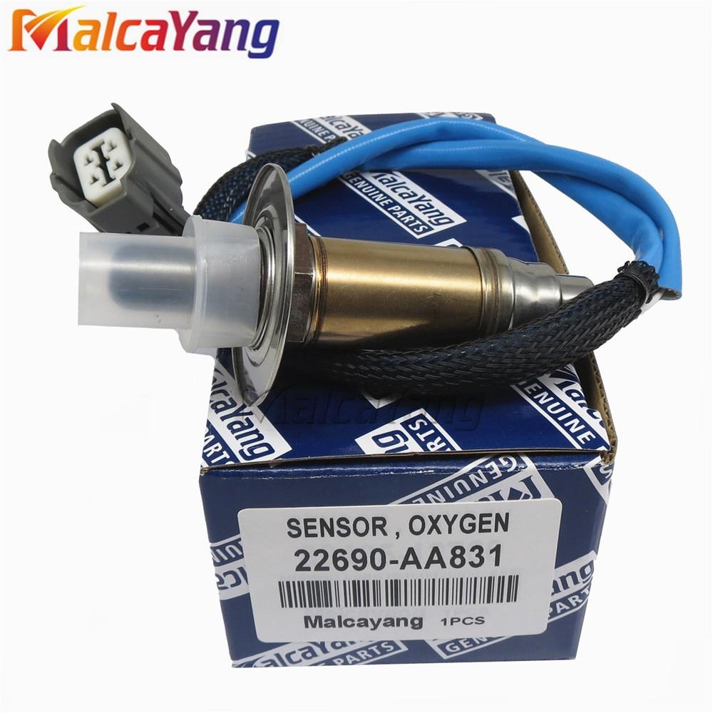For 2006 SUBARU LEGACY 2.0R Lambda Probe Oxygen Sensors 22690-AA891 22690-AA831 for 1992 1997 toyota carina e 1 6 1 8l lambda probe oxygen sensors dox 0251