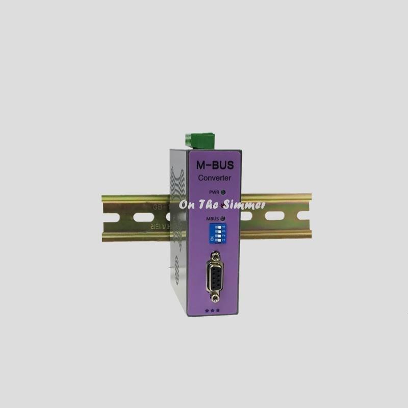 M-BUS/MBUS vers Ethernet/convertisseur de passage (100 de charge) ET-M100 sans logo