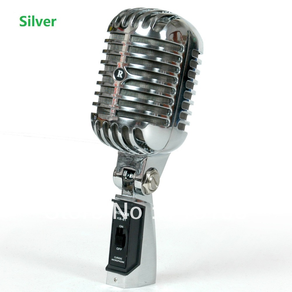 professional dynamic retro microphone vintage style old style microphone hot sale good quality. Black Bedroom Furniture Sets. Home Design Ideas