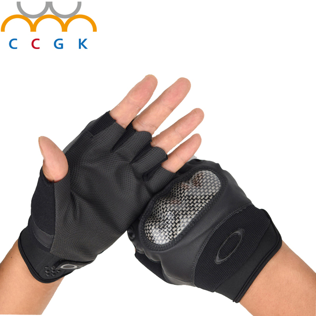 Leather Army Military Tactical Combat Gloves Outdoor Special Forces Swat Training Gloves Microfiber Paintball Airsoft Guns