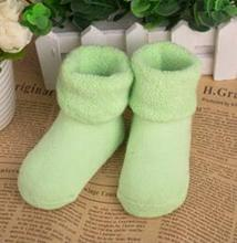 1-2 Years 1 Pair Baby Girl Boy Toddler Infant Winter Warm Boots Toddler Infant Soft Socks Booties Shoes