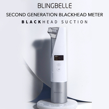 BlingBelle Second Generation Vacuum Blackhead Remover Cleaner Pore Spot Nose  Extractor Tool