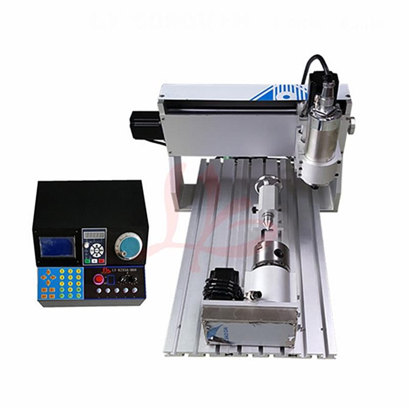 Nouvelle CNC routeur 3020 V + H 800 W broche 4 axes machine de gravureNouvelle CNC routeur 3020 V + H 800 W broche 4 axes machine de gravure