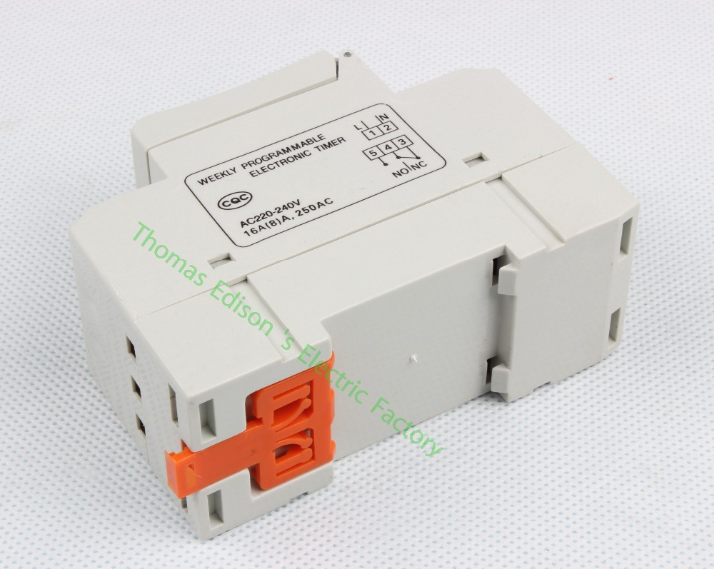 Tp8a16 Jf15a Microcomputer Timer Switch Time Circuit Breaker With 220v 16a Zb18b Ahc15a Tp08a Bell Ring Device In Timers From Tools On