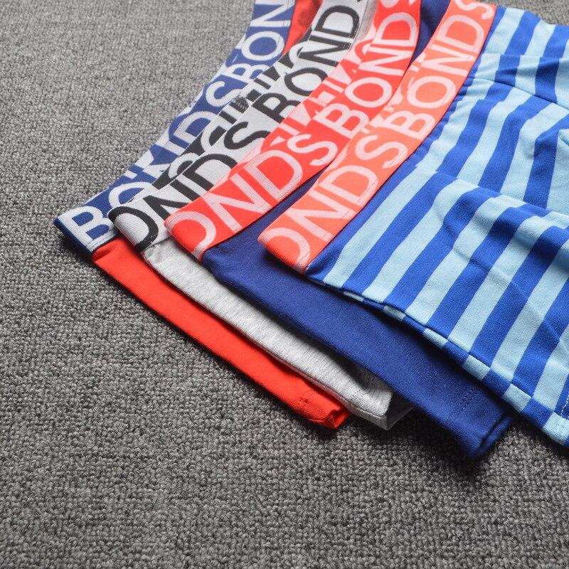 1Pcs Roupas Infantis Fashion 2018 Brand Boys Briefs Cool Boys Underwear Boxer Toddler Baby Boys Boxer Briefs Pants Shorts low rise camo boxer briefs