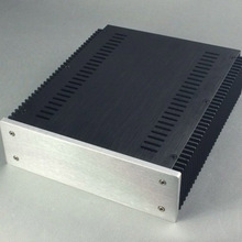 2307 Aluminum Power amplifier chassis Amp case Linear power supply box with heat sink