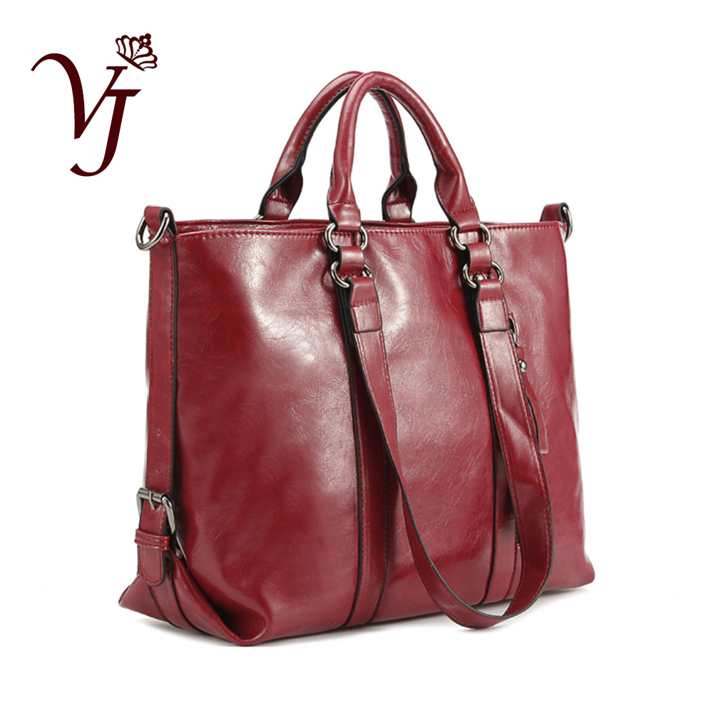 Fashion Women Large Capacity Handbags Totes Shoulder Bag Luxury Leather Ladies Party Female Big Crossbody Sling Bags Bolso Mujer