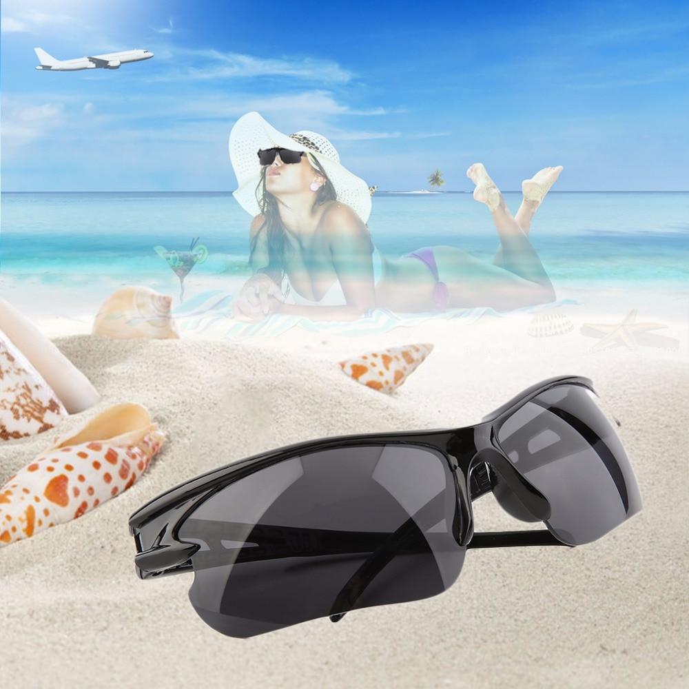 Neue Nacht-vision Brille Sport Sonnenbrille Polarisierte Gläser Reiten Spiegel Bestseller Außen Cool Sonnenbrille Schützen Augen