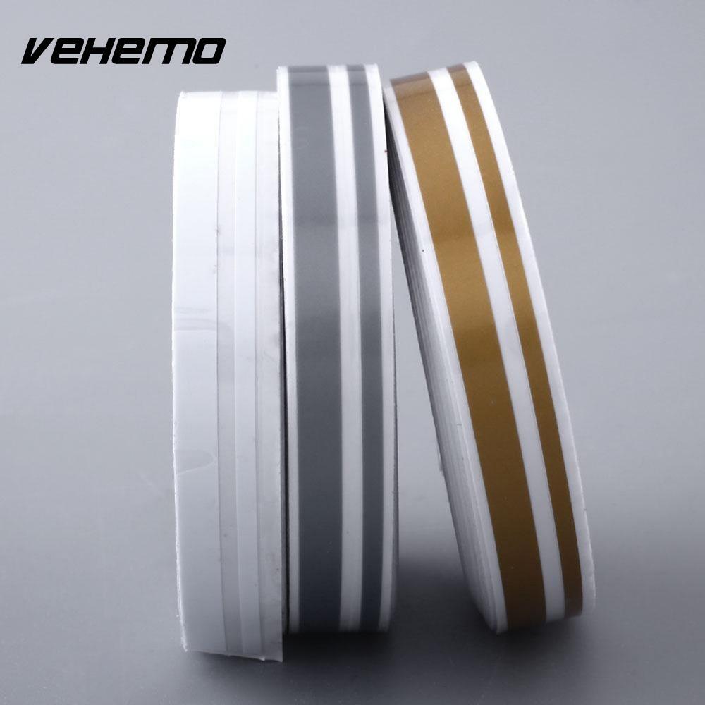 Vehemo Hot 12mm 1 2 Quot Pinstripe Pin Stripe 3 Color Tape