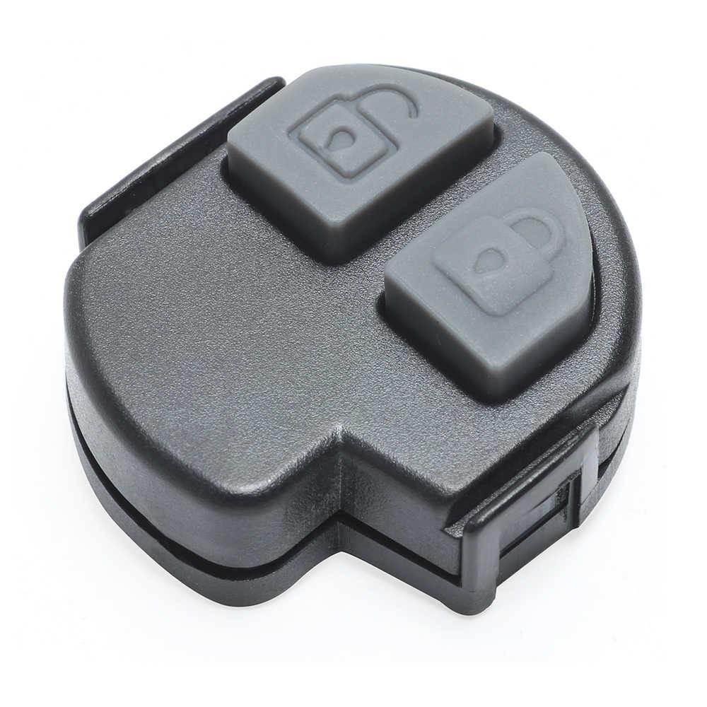 Clé à distance Keyecu sans clé 2 boutons 433MHZ pour Suzuki Swift (4Y-TS002) Fob