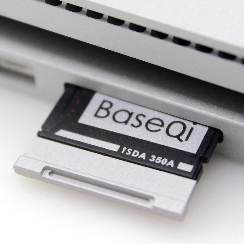 BaseQi Aluminum Micro SD Adapter For Microsoft Surface Book 13''Internal Card Reader