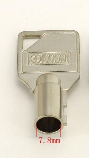 7,0 7,3 7,5 mm 7,8 Rurowa maszyna do cięcia kluczy Ślusarz - Narzędzia ręczne - Zdjęcie 6