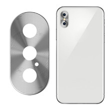 Tempered Film For iPhone Metal Rear Camera Lens Case Full Co