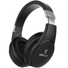 Casques d'écoute BT sans fil avec microphone pour Iphone, Samsung, Xiaomi, Smartphones