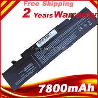 7800mAh Battery For SamSung AA-PB9NC6B AA-PB9NS6B AA-PB9NC6W AA-PL9NC6W R468 R458 R505 NP300 NP350 RV410 RV509 R530 R580 R528