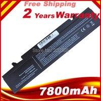 7800mAh Battery For SamSung AA PB9NC6B AA PB9NS6B AA PB9NC6W AA PL9NC6W R468 R458 R505 NP300 NP350 RV410 RV509 R530 R580 R528