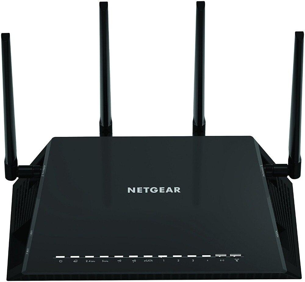 Original NETGEAR WI-FI Router Nighthawk X4S R7800 AC2600 4x4 Dual Band Smart WiFi Router, Gigabit Ethernet, MU-MIMO роутер беспроводной netgear nighthawk xr500 ac2600 xr500 100eus