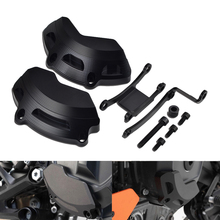 Rigt Left Engine Case Slider Protector Guard For KTM 790 Duk