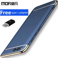 xiaomi mi 6 case cover xiaomi mi6 back cover hard protective joint phone capas luxury MOFi original xiaomi mi6 cases 5.15