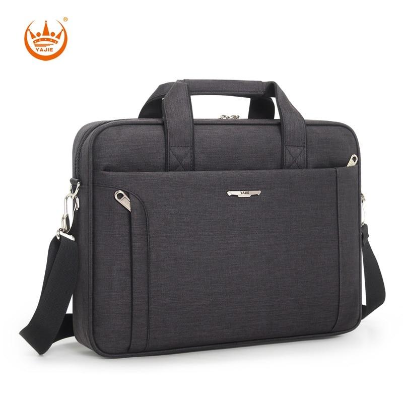 Business Men Oxford Waterproof 14 15.6 Inch Laptop Lightweight Briefcase