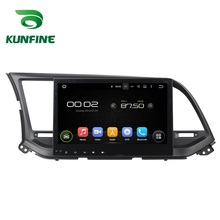 2GB RAM Octa Core Android 6.0 Car DVD GPS Navigation Multimedia Player Car Stereo for Hyundai Elantra 2016 Radio