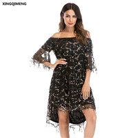 In-Stock-Sequined-Sexy-Black-Evening-Dresses-with-Half-Sleeve-Elegant-Chic-Sexy-Boat-Neck-Formal.jpg_640x640