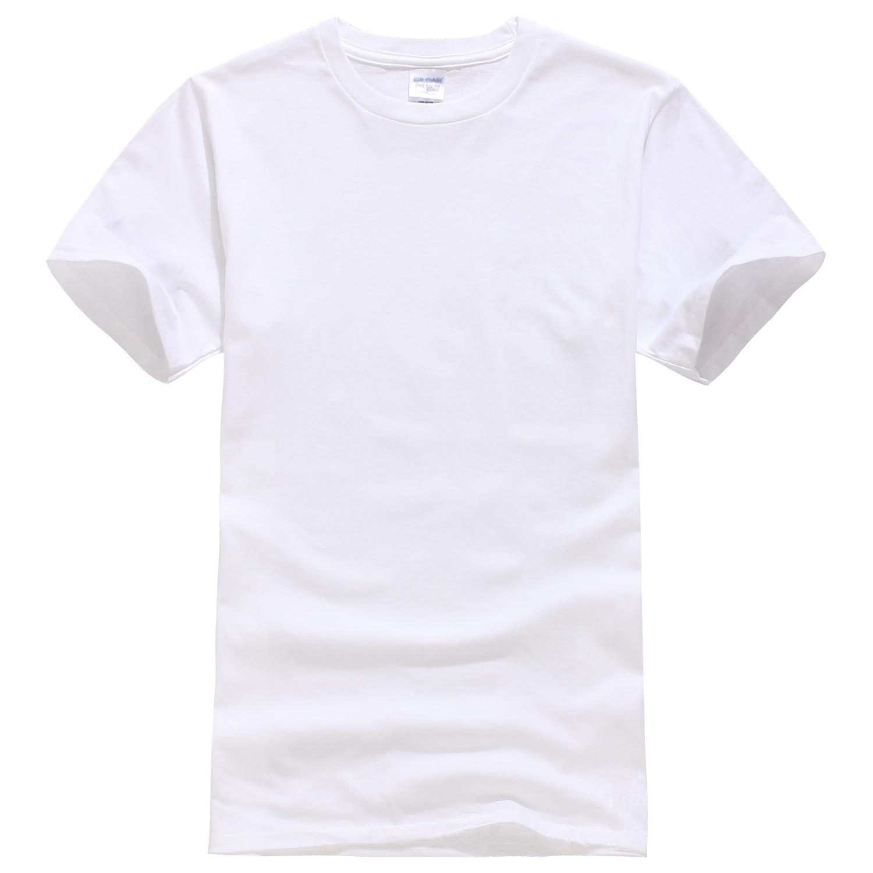 Plain black t shirt xxl - 100 Cotton 2 Colors Ladies Plain Shirt Short Sleeve Gildan Tees Women Casual Blank T