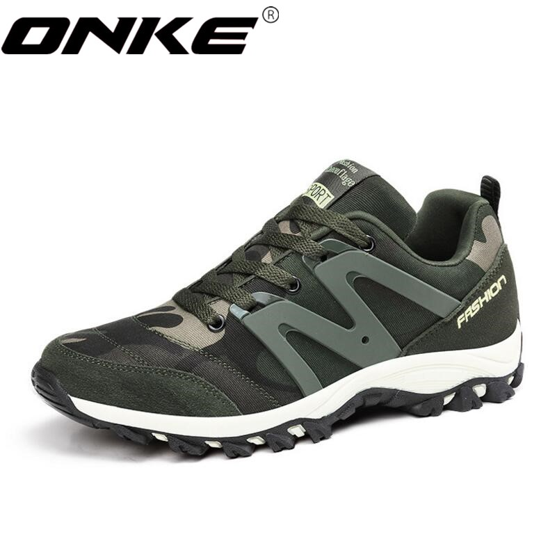 New listing hot sales Spring and  autumn Jungle camouflage sneakers men and women running shoes A117