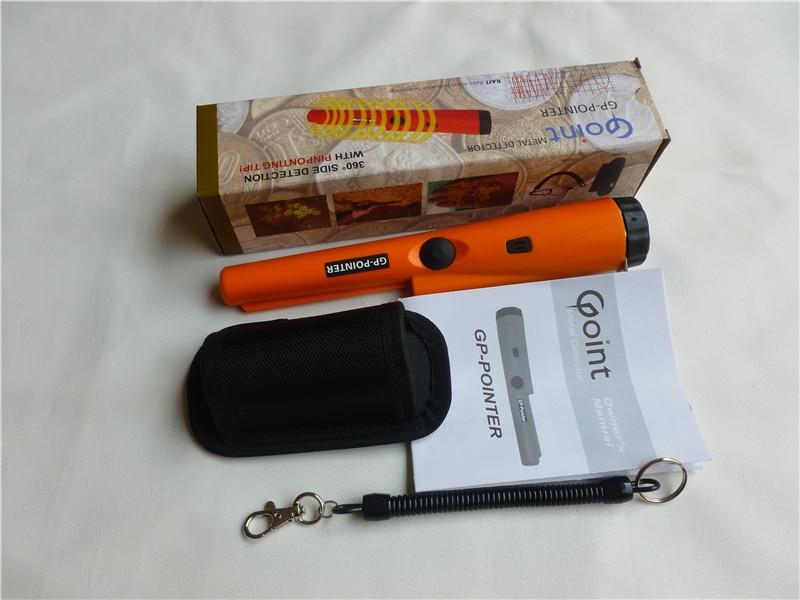 bilder für Metalldetektor Garrett Pro Pointer Pin Pointer Handheld professionelle Metalldetektor unterirdischen finder münze diy