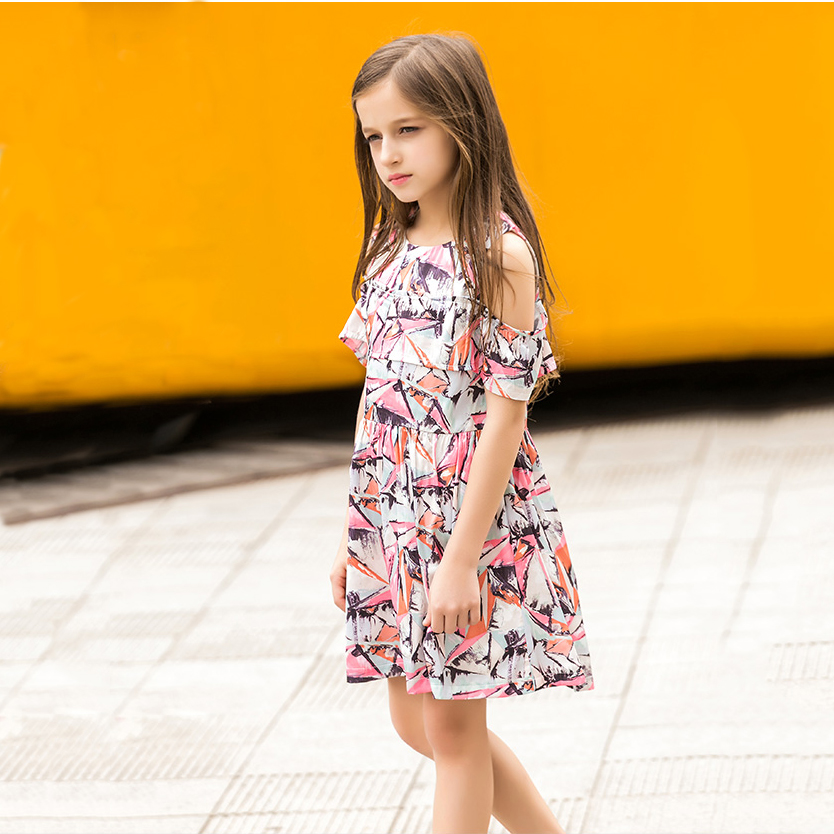 Aliexpress.com : Buy 2016 Summer Baby Girls Cotton Frock Designs ...