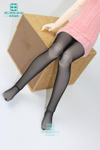 Image 3 - BJD accessories for 1/3 1/4 1/6 BJD SD DD doll fashion striped socks, reticulated stockings, lace stockings