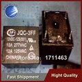 Бесплатная Доставка 20 ШТ. Используется JQC-3FF 12VDC-1ZS (551) T73-1C, YF0923