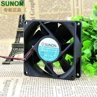 Sunon KD2408PTS3-6 dc24v 축 방향 냉각 팬 라디에이터 팬 8025 80mm 80*80*25mm