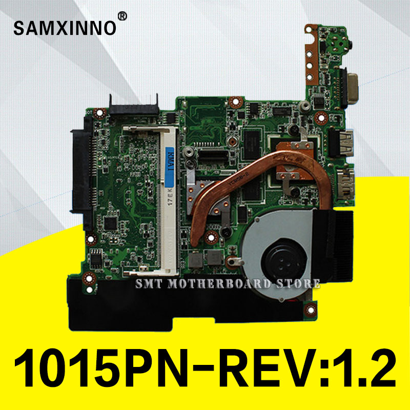 OriginalLatop motherboard for ASUS EeePC 1015PN motherboard REV 1.2 fully tested and working perfectlyOriginalLatop motherboard for ASUS EeePC 1015PN motherboard REV 1.2 fully tested and working perfectly