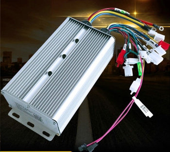 DC48V/60V/72V 800W Smart Brushless Motor Controller Electric Vehicle Tricycle Drive, Speed Controller/DIY Brushless Drive