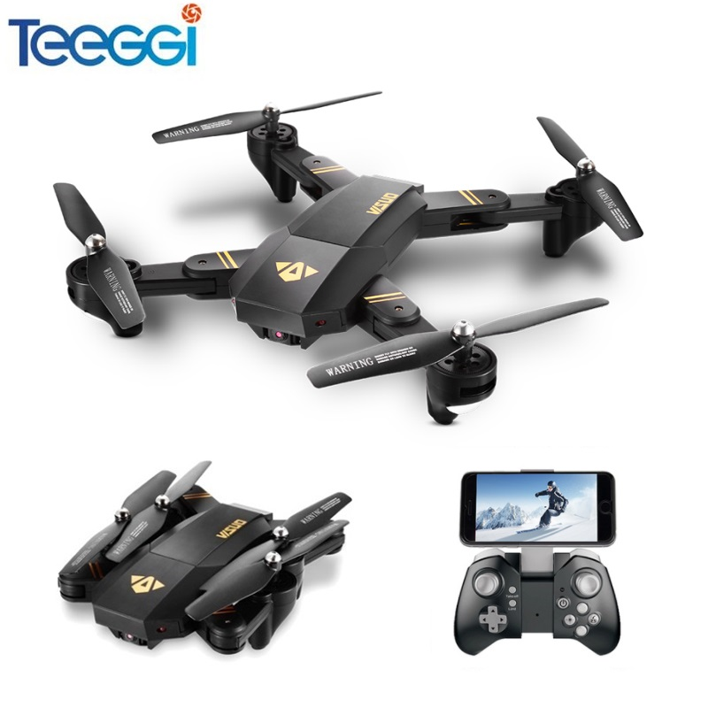 все цены на VISUO XS809HW XS809W WiFi FPV RC Drone with 2MP 720P Wide Angle HD Camera or 0.3MP Mini Dron Quadcopter Helicopter VS JJRC H37