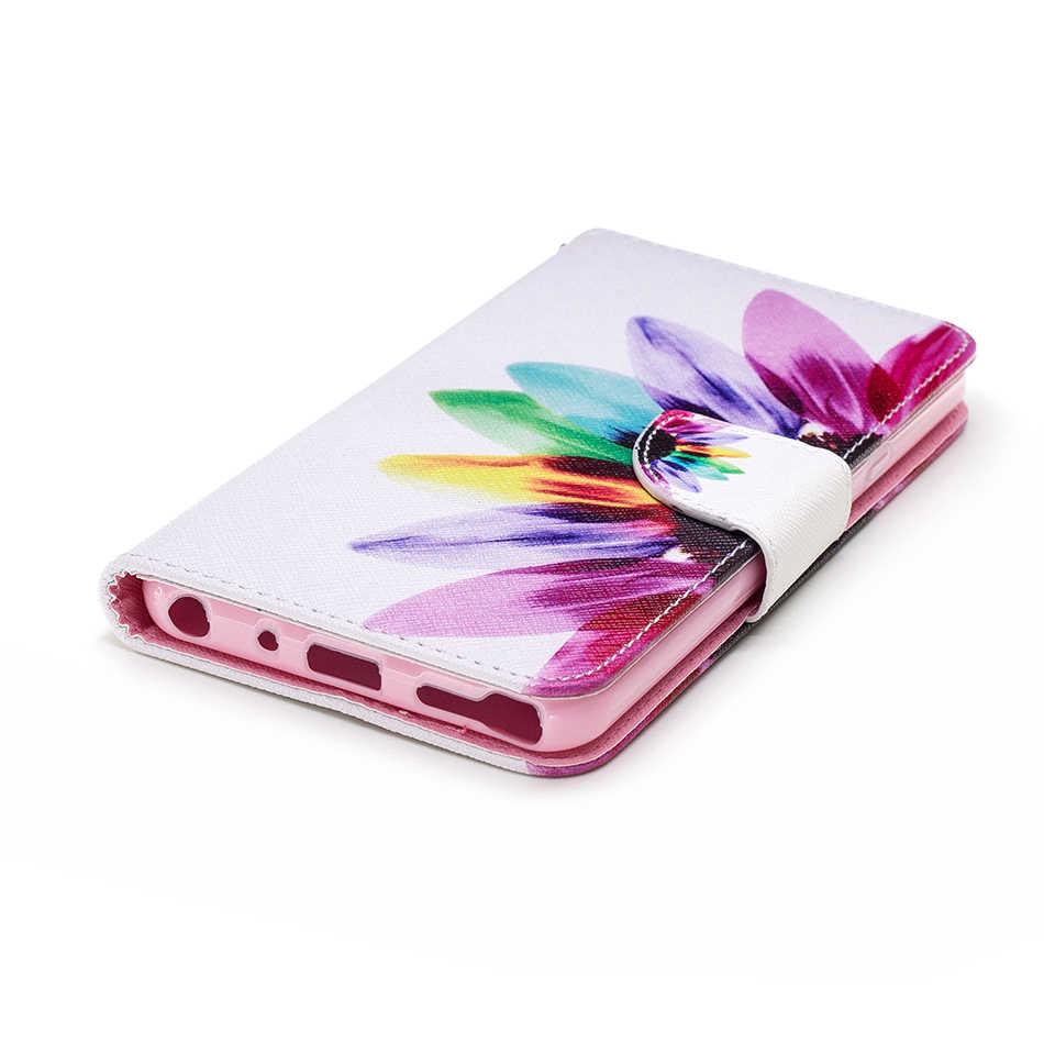Card Slot Wallet Flip Case For LG Stylo 4 K4 K5 K7 K8 2017 K10 2018 G7 G6 mini Q6 Q8 V30 V20 Silicone Cover Cases Fundas B116
