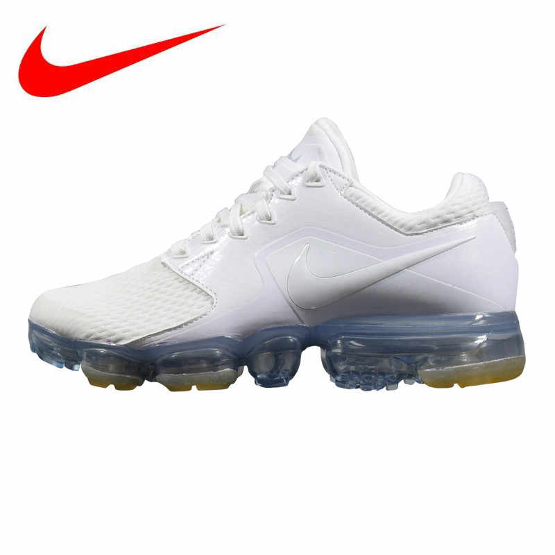 83c3ce3caf Nike Air Vapormax Women's Running Shoes, Shock Absorbing Breathable  Non-slip Lightweight, White