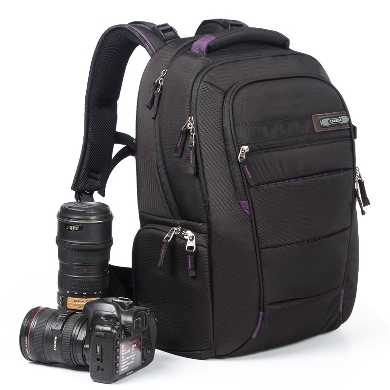 Camera Bag C3050 Men Women Backpack For Camera Digital Shoulders Large Capacity Backpack for Canon Nikon SLR Camera Bag