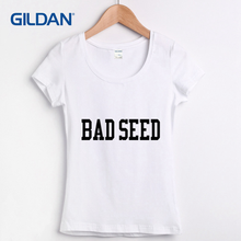 fb52aee9 T-Shirt Funny 2018 New Popular NICK CAVE Amp THE BAD SEEDS Women's Black  Cotton Fashion Women T Shirt Cotton Simple