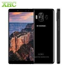 """M-Horse Pure 1 MTK6737 Quad Core 5.7 """"18:9 Screen 3GB RAM 32GB ROM Android 7.0 Smartphone Quad Cameras Dual SIM 4G Mobile Phones"""
