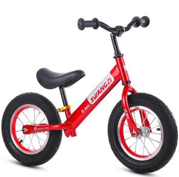 3-6 years kids balance bicycle Children's push bike Footless two-wheeled bicycle with pneumatic tyre