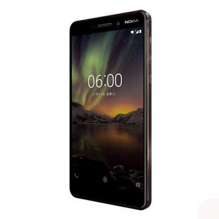 Nokia 6 2018 deuxième génération 2th TA 1054 4G 64G Android 7 Snapdragon 630 Octa core 5.5 ''FHD 16.0MP 3000 mAh téléphone Mobile - 2