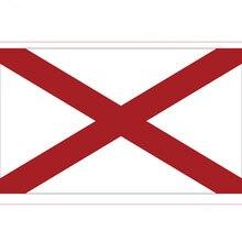 90*150 см 60*90 флаг из флаг с надписью штат Алабама США 30*45 см флаг автомобиля