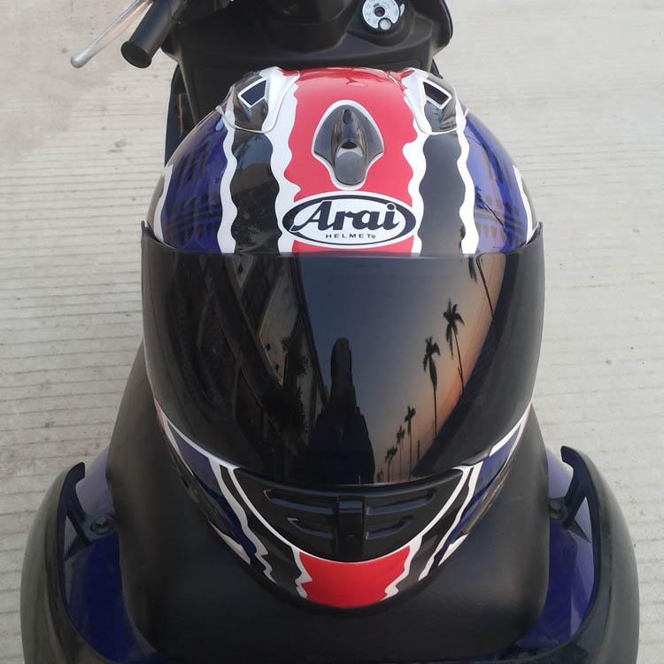 2017 ARAI RX-7 hohe qualität volles gesicht motorrad helm. Winddicht warme racing helm, Capacete